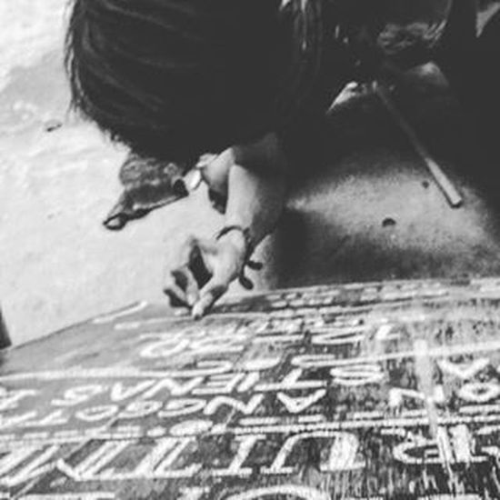 Chalkboarder. Iamacreativ Thecreativmovement Handletter Typography Chalk Blackboard  Chalkboard