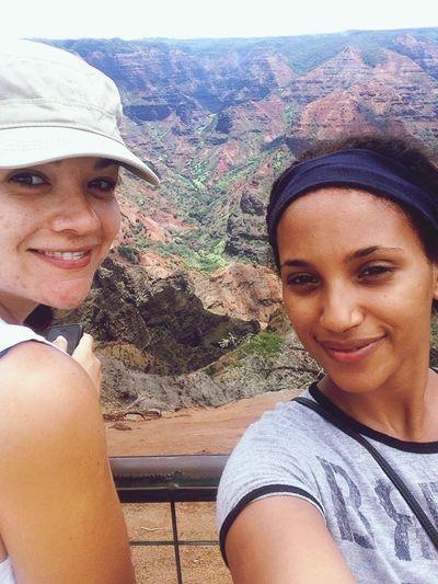 Wanemia Canyon Kauai's Geand Canyon