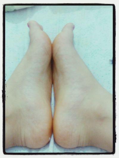 symétrie divine <3 Footfetish