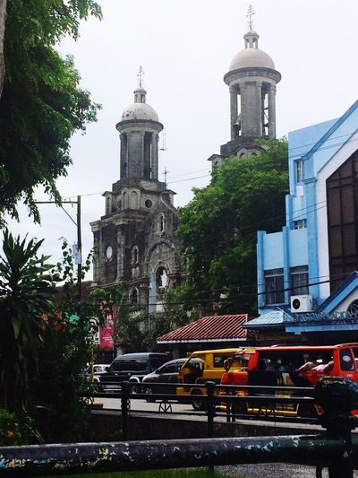 Bacolod City Bacolod Negros Occidental Philippines Photo Picture Travel San Sebastian Cathedral Cathedral City Jeepney Park Oneworldpicture The Street Photographer - 2016 EyeEm Awards Mobilephotography