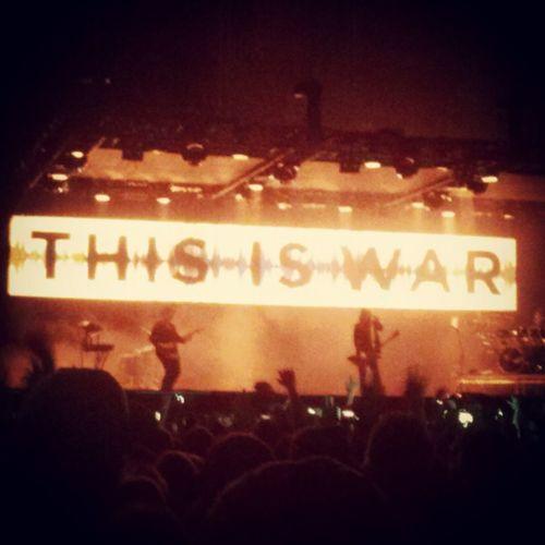 Warsaw Thirty Seconds To Mars Jaredleto Impactfest