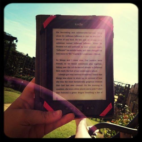 love my kindle