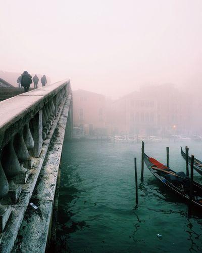 Venice, Italy Italia Venezia Venice Celestalis Celestalisblue Italy Fog