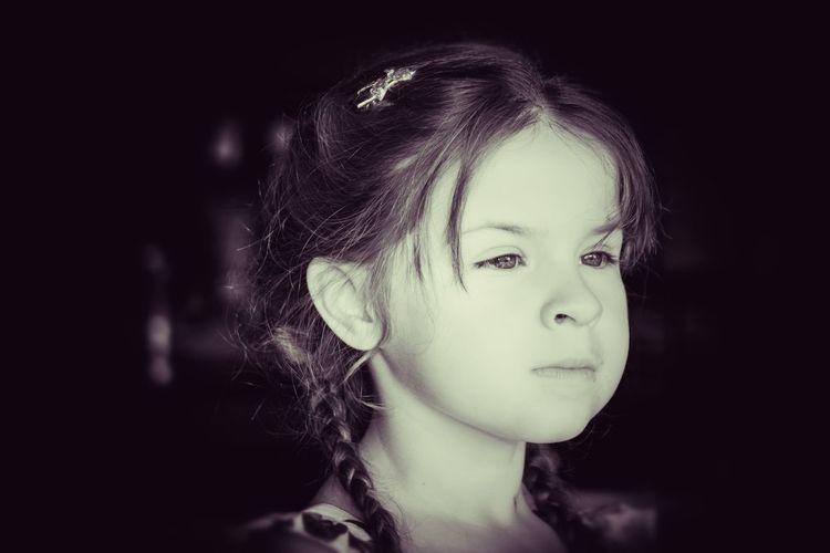 Beauty Childhood Close-up Daughter Headshot Human Face Innocence Portrait Nikon