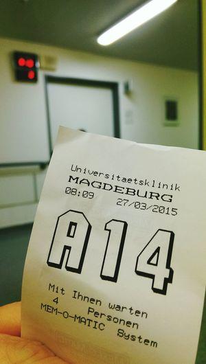 Waiting At Hospital Hospital Waitingnumber Get Well Soon! ...