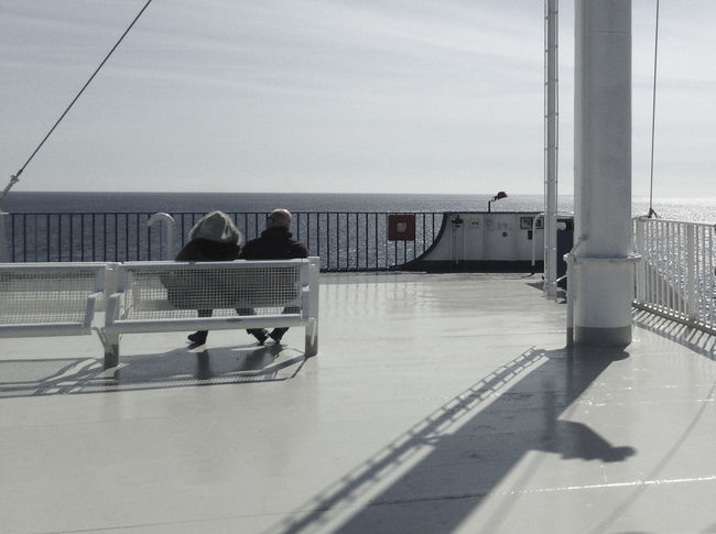 Just Lines... Lines Sicily Bridge Just Lines Natural Lines Nautical Vessel Outdoors Stretto Di Messina