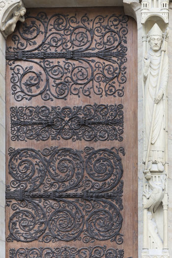 Architecture Art And Craft Bas Relief Building Exterior Built Structure Close-up Day Design No People Ornate Outdoors Pattern Sculpture