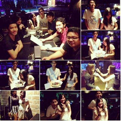 Thanks for the surprise party for all my friends.. especially my hunny @ricomanuel92 ... love you more hun :* :* :* {}{}{} Instamoment Instahappy Like4like Tags4like follow2follow