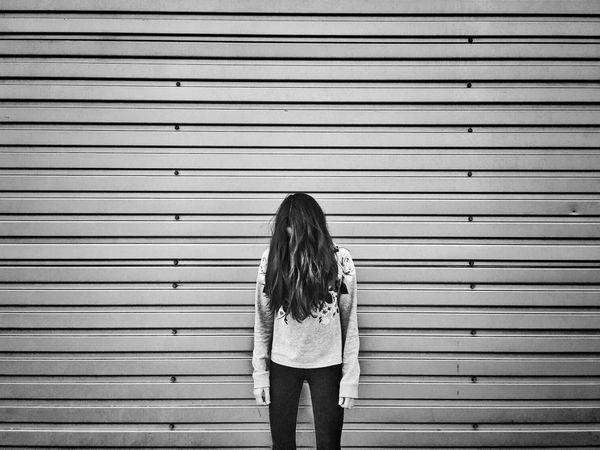 Photographer JohnnyGarcía Photography Fotografia Blackandwhite Photography Blackandwhite Black And White Portrait Streetphotography Portrait Of A Woman