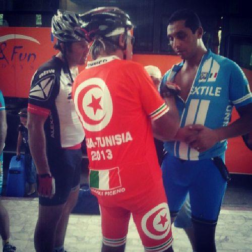 Bicyclette Italia_Tunisia_2013 Tunisie Tunisia Douz