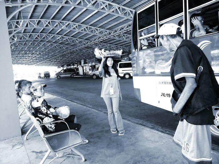 First route. Blackandwhite Photography Blackandwhite Photography Public Transportation Oroquieta City 🚌🚍