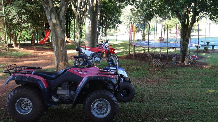 AVARE SP BRAZIL Honda Day Grass Land Vehicle No People Outdoors Quadriciclo Transportation Tree