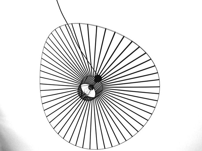 Light - Natural Phenomenon From My Eyes Simple Still Life Petit Friture Vertigo.. EyeEm Selects Indoors  No People Ceiling Lighting Equipment Low Angle View Directly Below Geometric Shape Shape Electricity  Design Close-up Electric Lamp Pattern Hanging Technology Circle