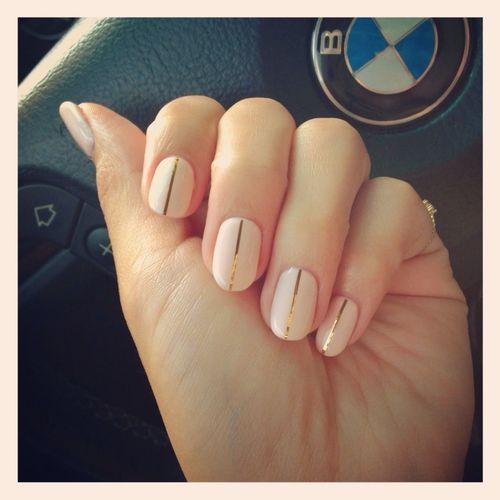 Nails Nailart  Hand I Will Drive You Home!