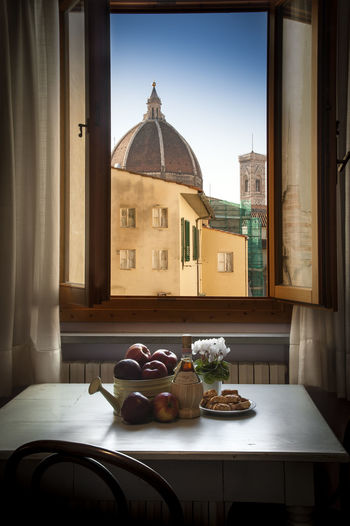 Window Food And