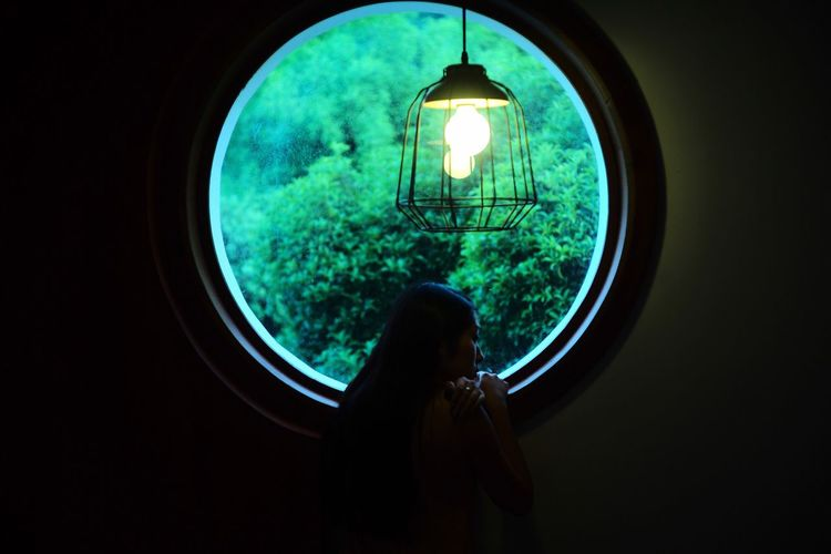 Window Window ThatsMe Takenbyfriend Contrast Trees Leicacamera Lightinthedark Live For The Story Breathing Space See The Light Love Yourself