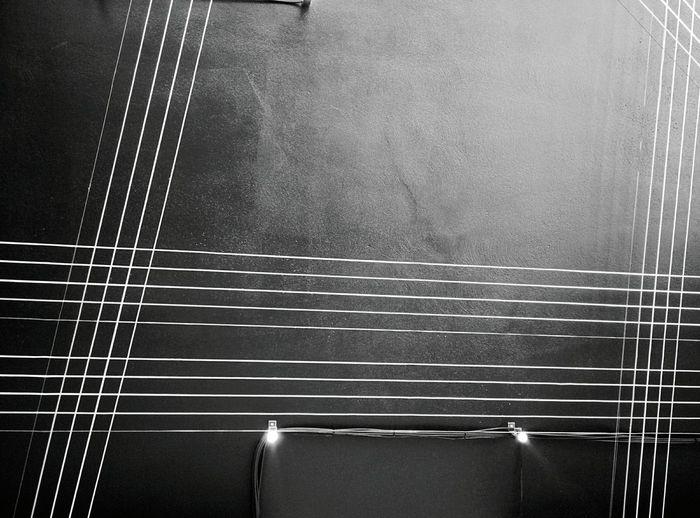 Day 190 - Strings Berlin Blackandwhite Lines 365florianmski 365project Day190