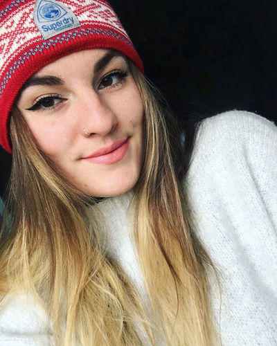 Makeup ♥ Photograhy Adult Close-up Hungariangirl Makeupphotography One Person People Smink  Valentinamilkovics Young Adult Younggirl