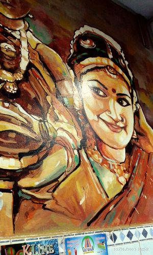 wall drawing !!! Iseeilikeisnap Wall Art Indian Indian Culture