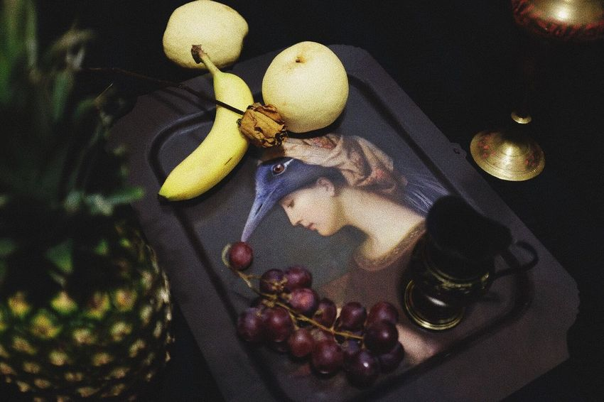 VSCO Still Life Fruit Fujifilm X100t Fujifilm X100t Indoors  Food No People Tray Ibridedesign