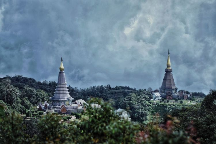 City Cityscape Place Of Worship Tree Urban Skyline Religion Spirituality Ancient Arts Culture And Entertainment Arrival