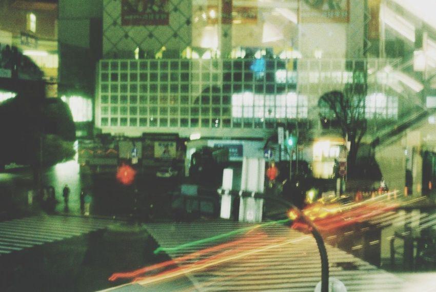 Film 35mm Film EyeEm Best Shots Analogue Photography Streetphotography Midnight Shibuya Light OpenEdit