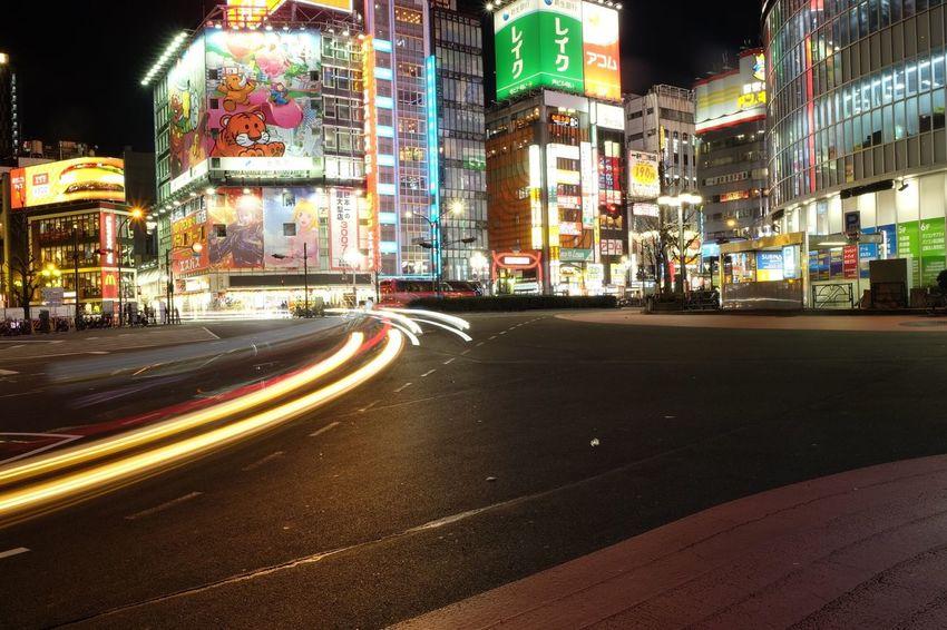 Cityscapes Night Nightphotography Night Lights Street Street Photography Streetphoto_bw Showcase: February EyeEm Best Shots - The Streets Snapshot EyeEm Best Shots Snapshots Of Life Mybestphoto2016 EyeEm Best Edits Fujifilm Fujifilm_xseries Mirrorless in Japan , Tokyo , Sinjyuku