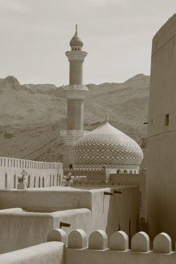 Sepia Oman