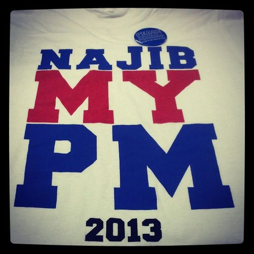 Najibrazak Prime Minister General electionlovemalaysiabarisannasionalPRU13