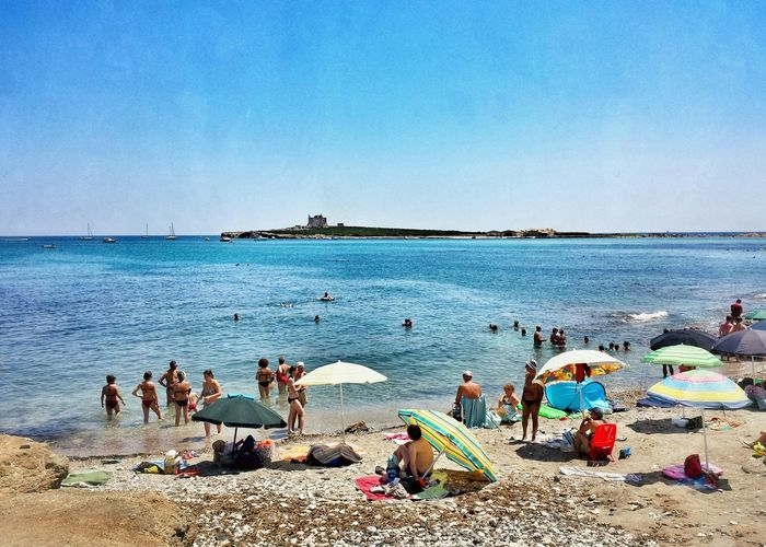 Portopalo, Siracusa, Sicily - In the most southern point of Europe Relaxing Getting Inspired Nature Sicily Summer Sea View Life Is A Beach Sea Life Enjoying The View Island Costa Orientale - Sicilia