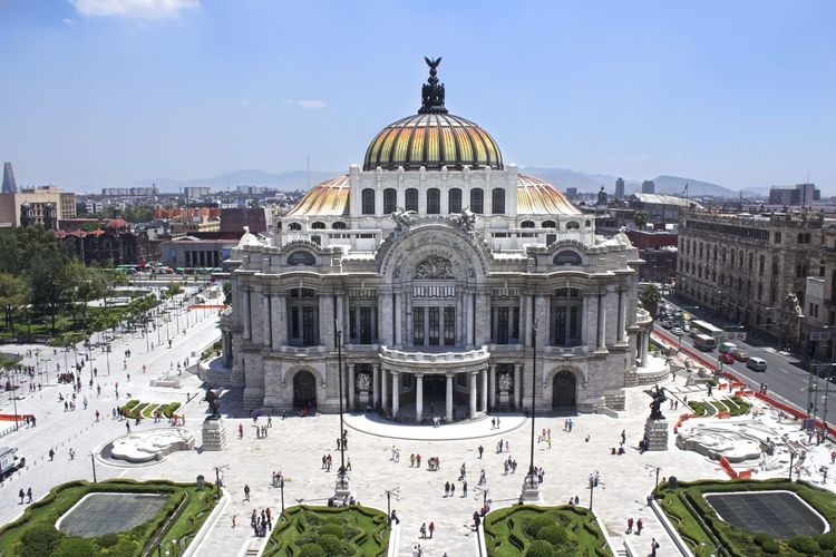 Architecture City Concert Hall  Cupola Dome Downtown District Fine Art Statue Monument Neo-classical No People Stage Theater Travel Destinations