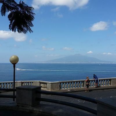 Nofilter Sorrento Vesuvio Volcano sea boat landscape panorama view crazy abs look perfect picoftheday picstitch pic photooftheday photogrid photoshoot Breathing Space