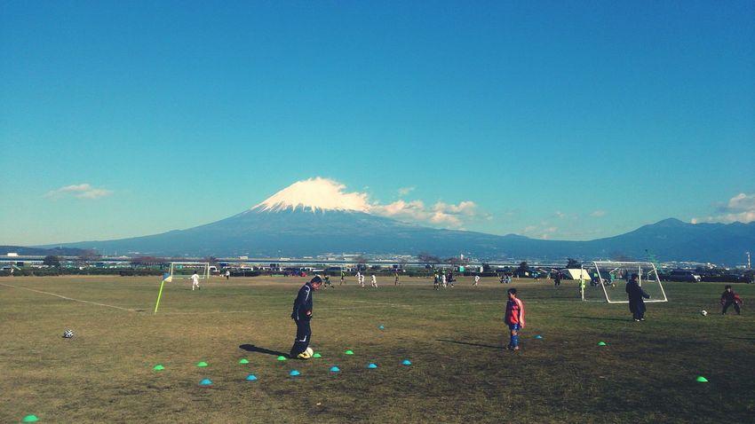 Mt.Fuji Succer