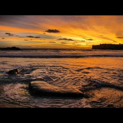 P.Klayar Beach Sunset INDONESIA Pacitan