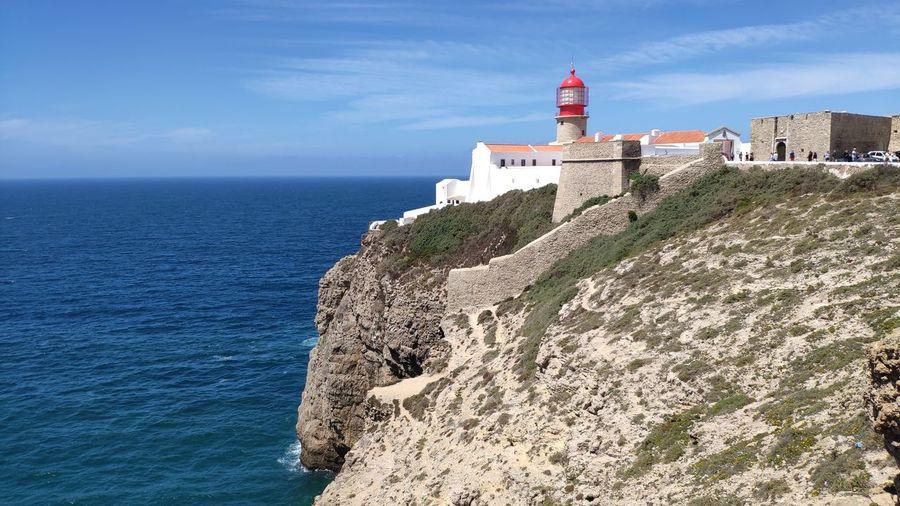 Sea Lighthouse