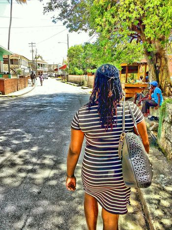 Street Fashion Enjoying Life People Watching Streetphoto_color Speightstown St. Peter Barbados Check This Out People Photography