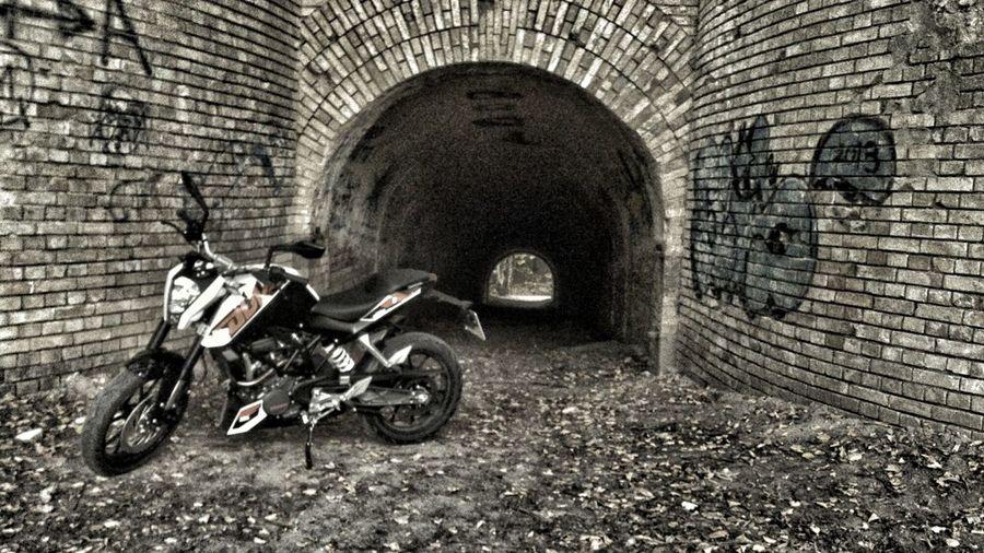 Motorcycles Motorbike KTM Duke200 Ktm