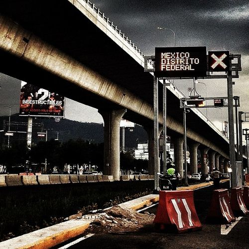Indestructibles2 Mexicodistritofederal Urban Autopistaurbanasur construction mexicocity df instamood instagram instagood instahub igers picoftheday periférico photooftheday fotodeldia mextagram mexico lalojm1 2012