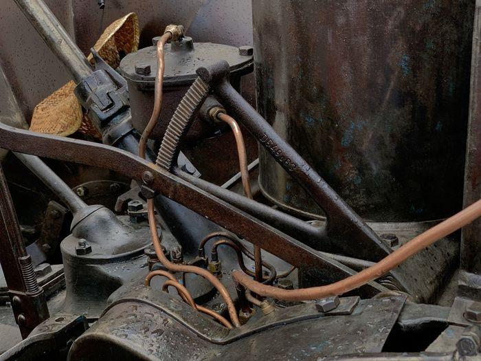 Old Metal Rusty