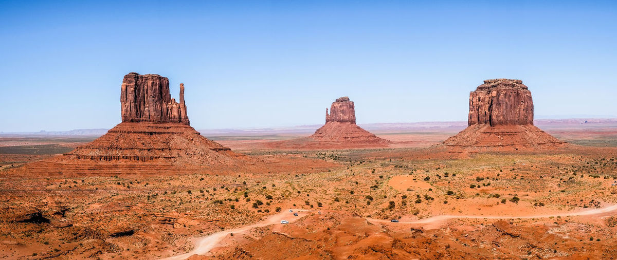 Wild West Beauty In Nature Desert Extreme Terrain Geology Landscape Monument Valley Non-urban Scene Rock - Object Tourism Travel Destinations USA The Great Outdoors - 2017 EyeEm Awards Perspectives On Nature