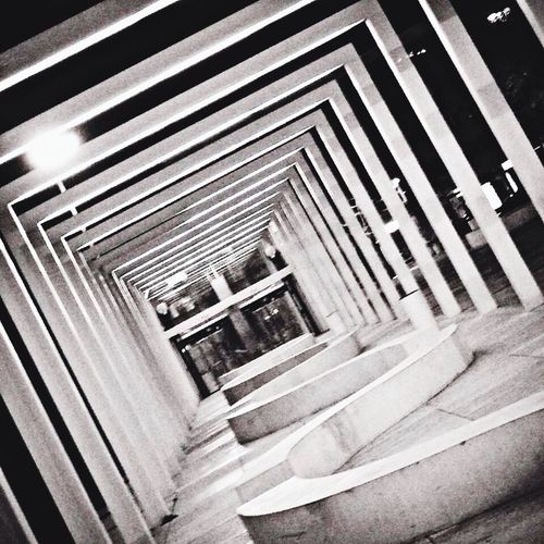 Habima Square Architecture at Night Cities At Night