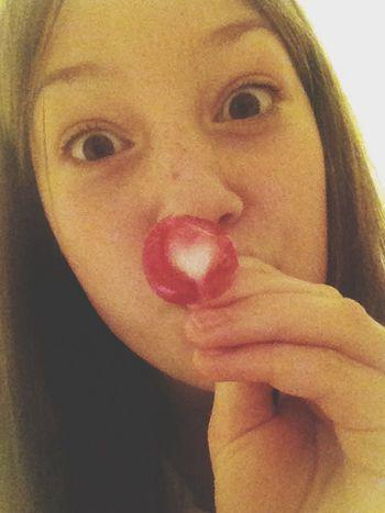 Lollipop heart?❤️