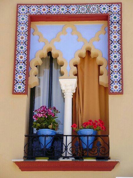 Cordoba Spain Window