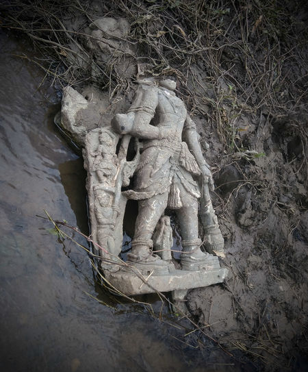 Lost Art Form Broken Beauty Indianstories Cauvery River Relaxing Great Stories