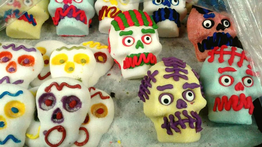 suger skulls Sugerskull Mexicantown Michigan Suger Candy Sweets