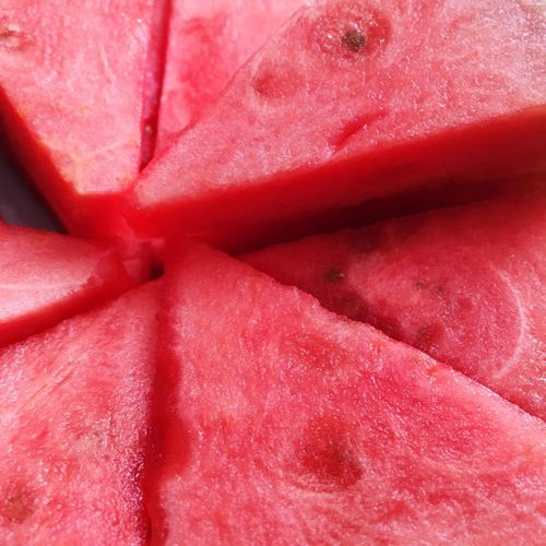 Watermelon Pink Color Close-up Red No People Backgrounds Freshness Food