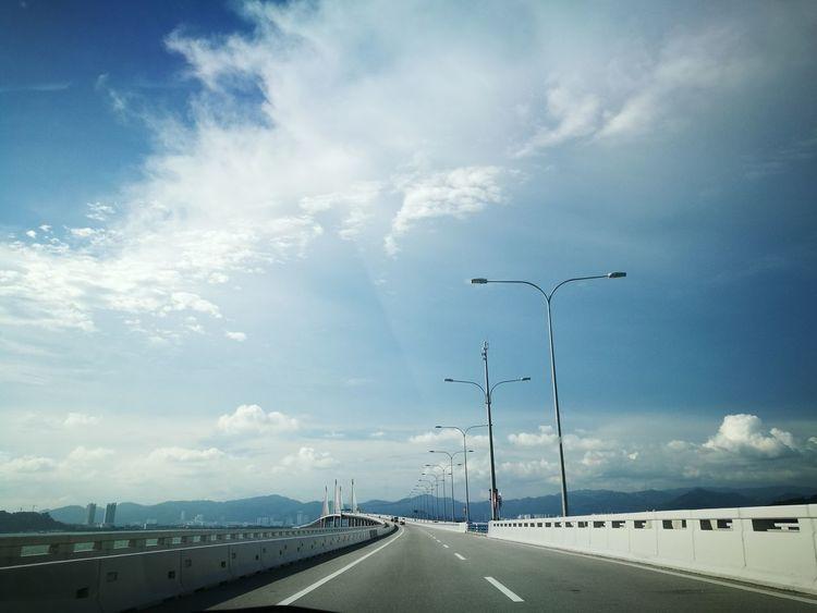 My Year My View jk2pp Highway Road Travel Pulau Pinang