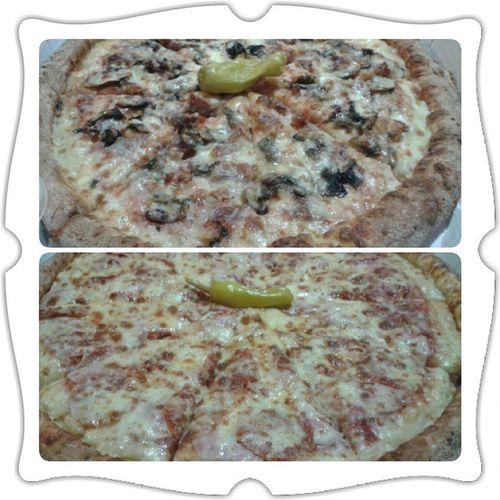 Sábado de pizza y pelis Suuuaaasss