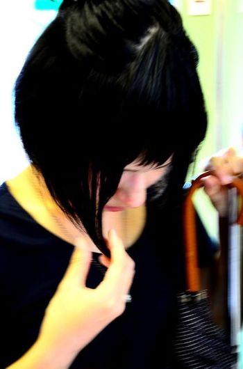 w/saki Nikonphotography Nikon Portrait Photography Portrait Of A Woman Portrait 嵐電 京都 세계 Blackhair Modelgirl Modeling Model Beautiful Girl Beautiful People Beautiful Woman Contemplating One Person Hair Human Hand Human Body Part Portrait Headshot Close-up Young Adult Emotion EyeEmNewHere
