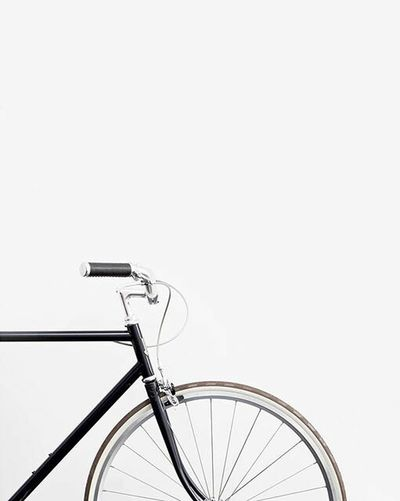 Lieblingsteil Bicycle White Background